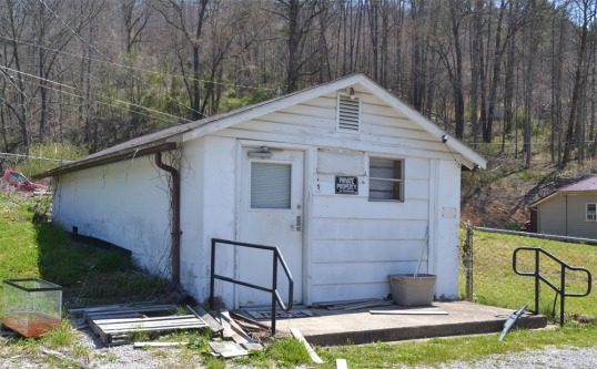 Kettle Island, Ky Post office